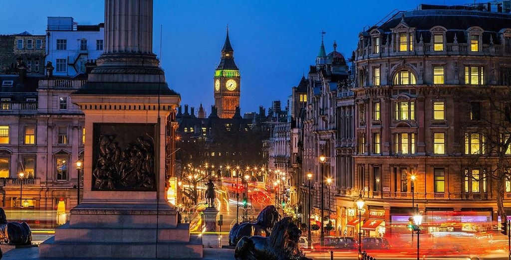 Enjoy a stay in Central London, and see a fabulous West End Show!