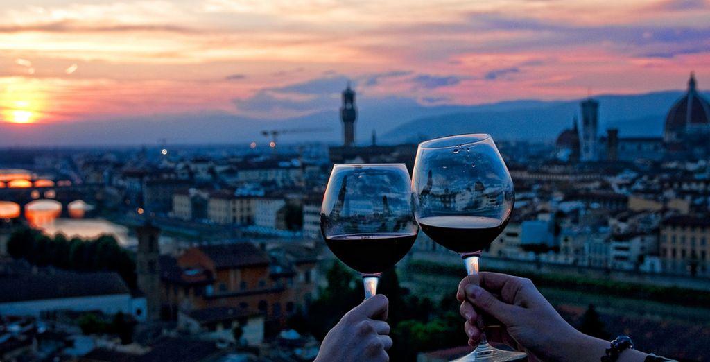 Enjoy unparalleled sunsets