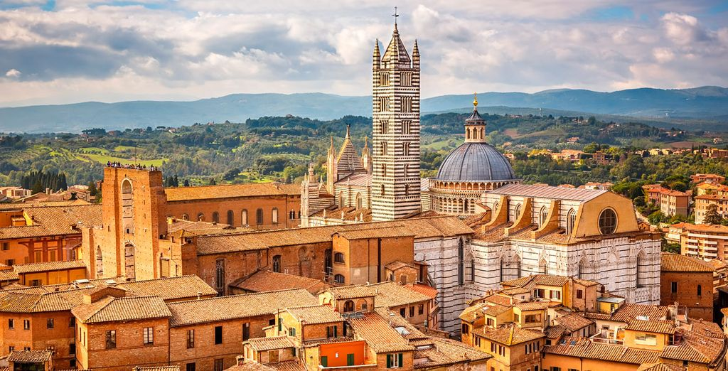 Discover Siena, a Tuscan gem near the hotel