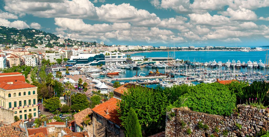 The fabulously chic Cannes