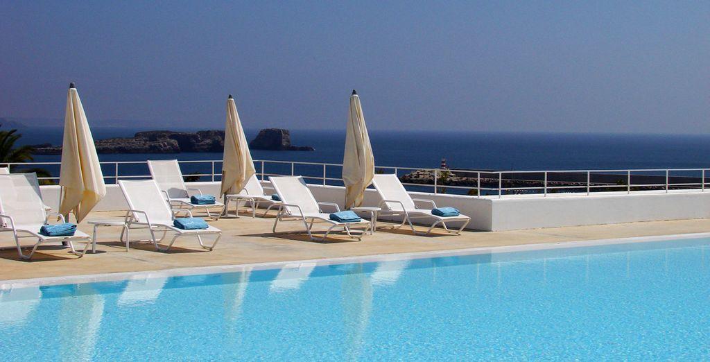 Superb luxury awaits at Memmo Baleeira 4*