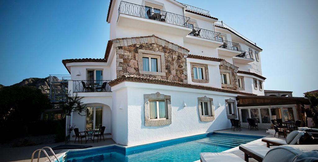 The perfect choice for your Sardinian getaway