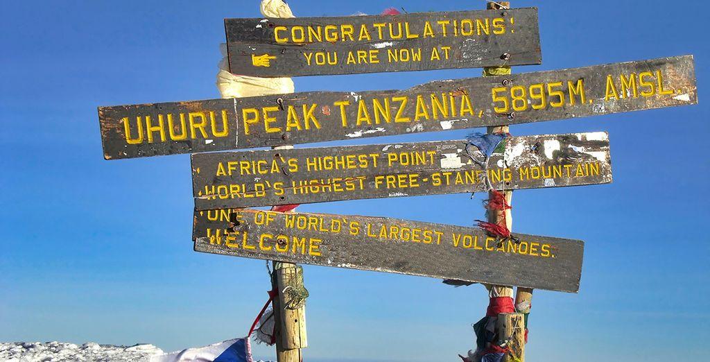 Of Kilimanjaro