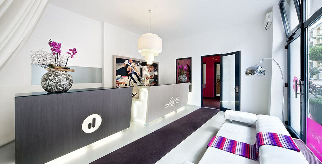 Stay at this popular designer residence surrounded by galleries, boutiques & trendy cafes - Hotel Lux 11 4* Berlin
