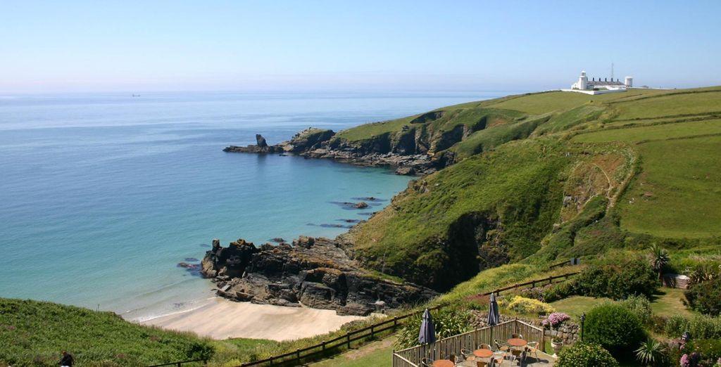 The beauty of Cornwall awaits