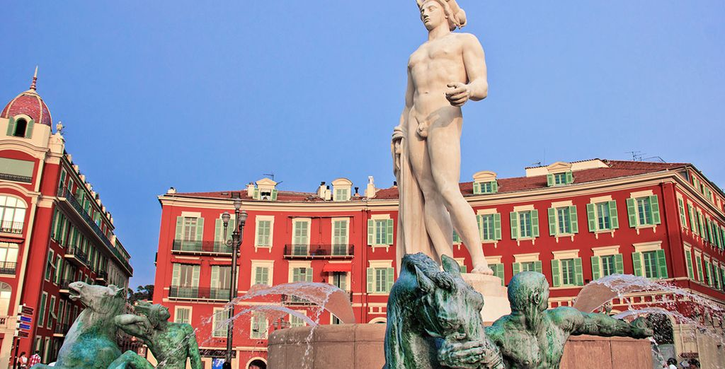 Discover the delights of a city steeped in history
