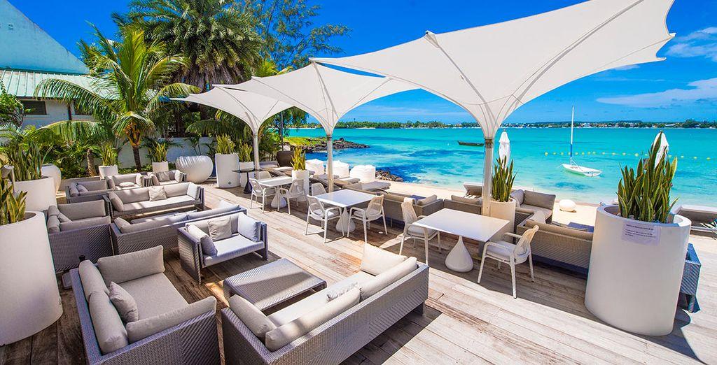 Experience Mauritian beachside bliss