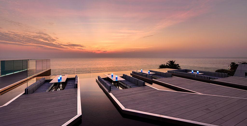 Enjoy an idyllic holiday in Thailand