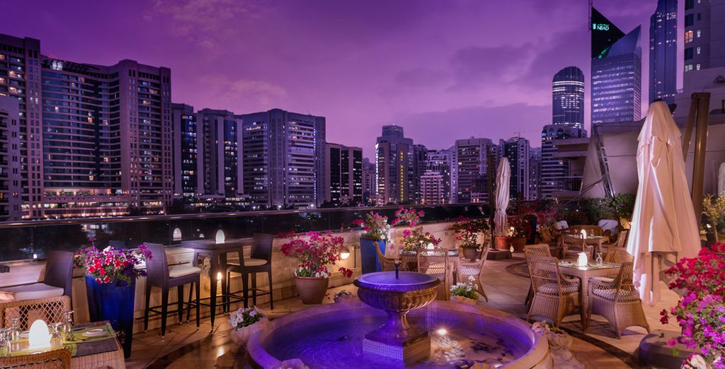 Experience the luxury lifestyle along the Corniche