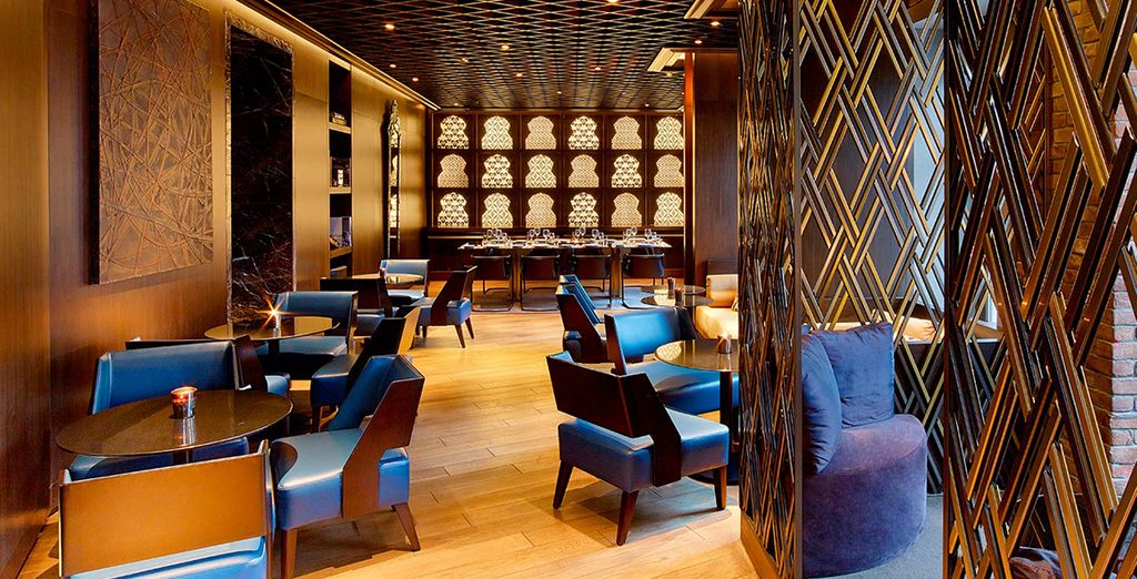 Visit the W Lounge