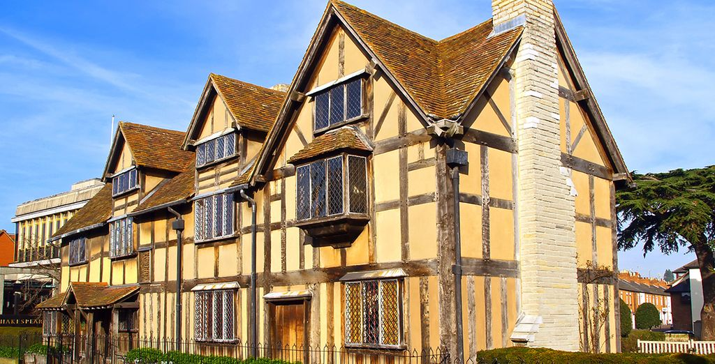 Stratford-upon-Avon - Shakespeare's birthplace!