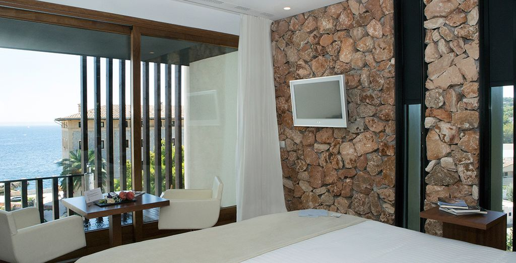 Choose from a Dreamers Natura Room