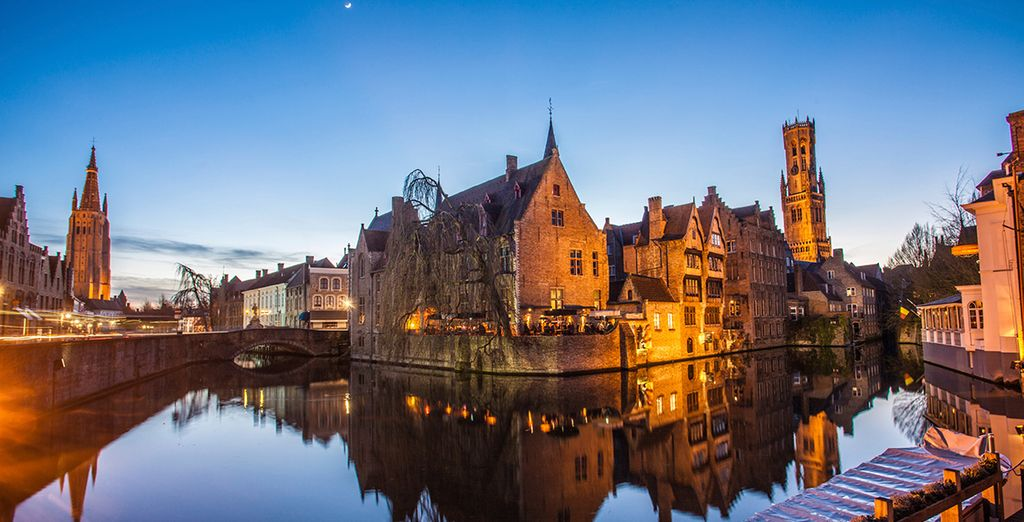 In beautiful Bruges