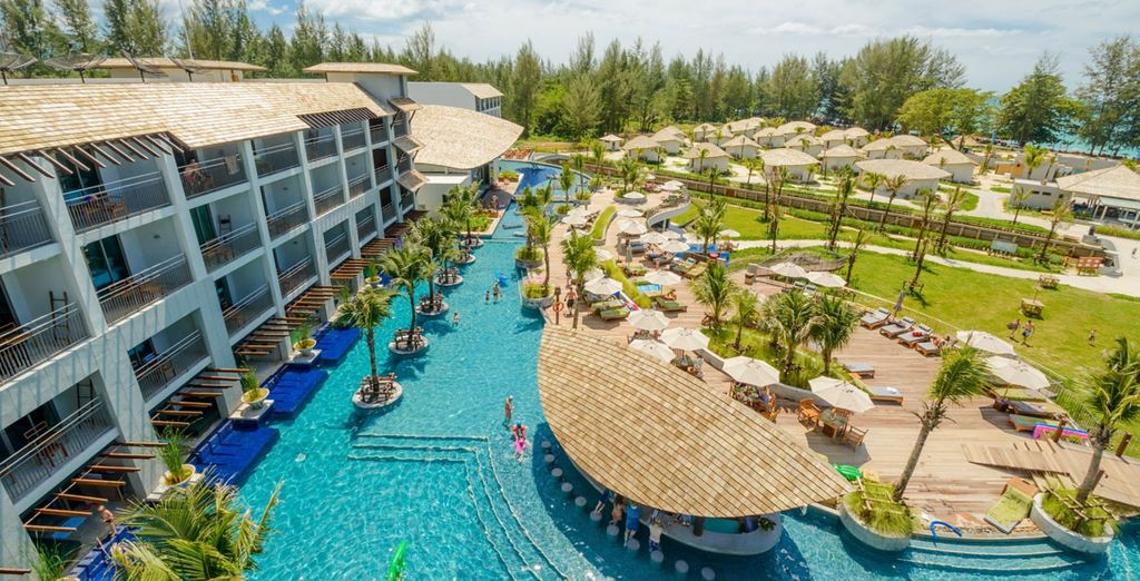 4* poolside bliss - Mai Khao Lak Beach Resort & Spa 4* Khao Lak