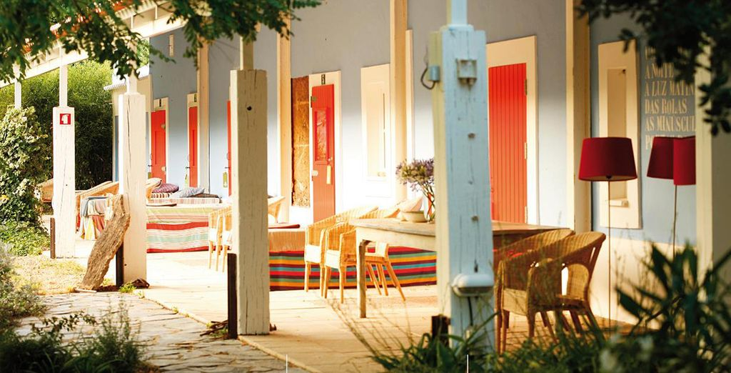 Welcome to the Herdade da Matinha Country House & Restaurant