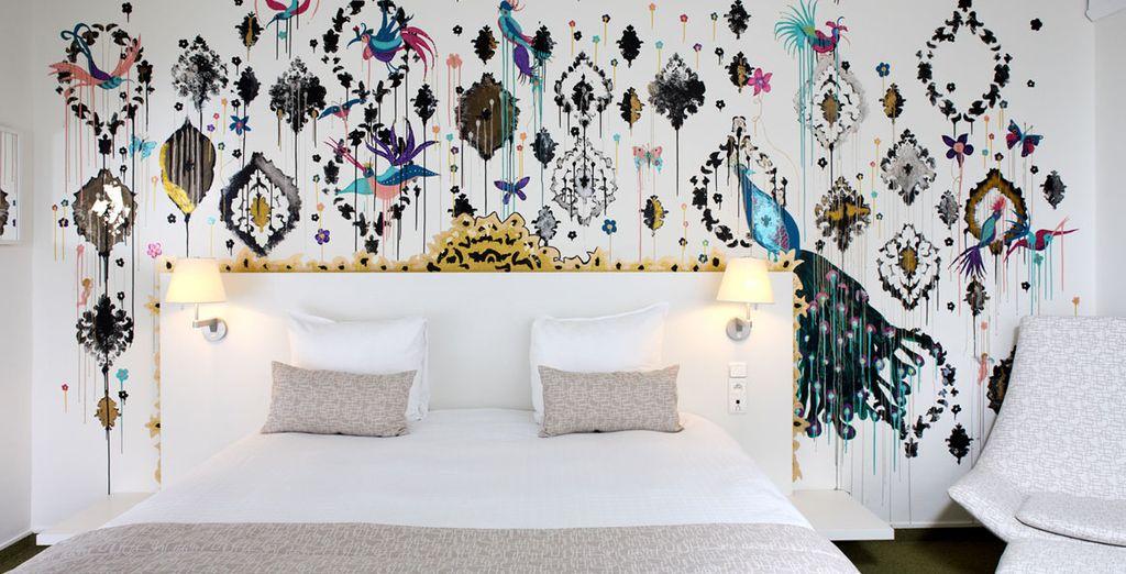 Sleep in an L Panorama King Room