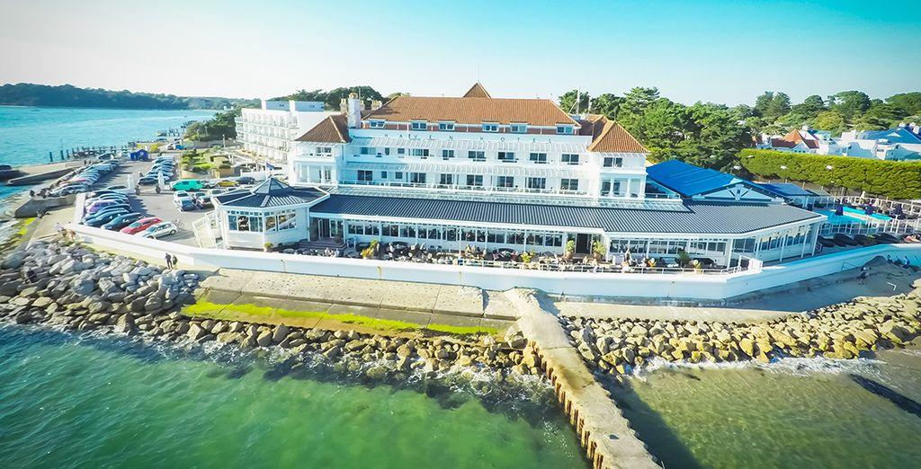 Sandbanks Hotel Spa