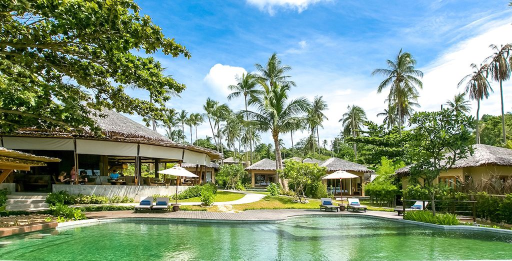 Discover a stunning 4* resort