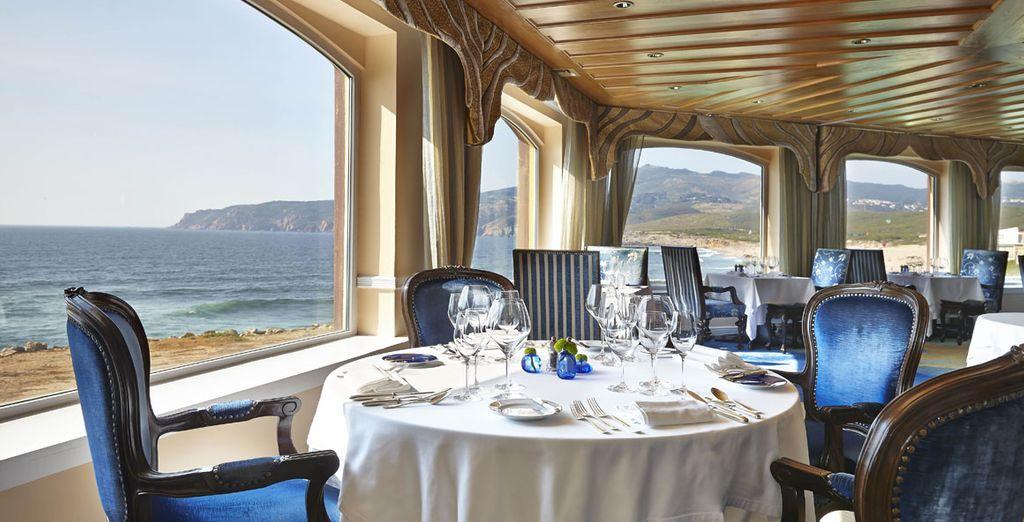 Spectacular views await - Hotel Fortaleza do Guincho 5* Cascais