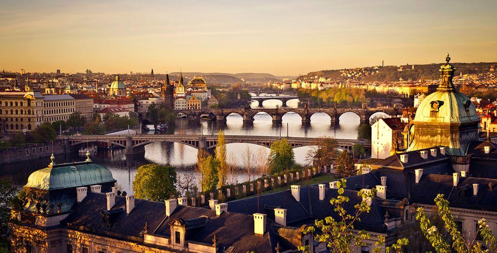 Treat yourself to a city break in Prague - Jurys Inn Prague 4* Prague