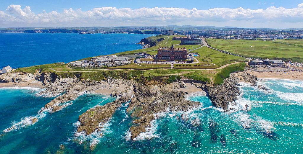 The Headland Hotel & Cottages 4*