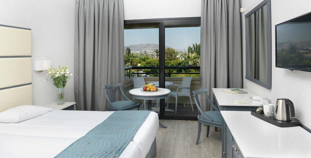 Or a Superior Garden View Room