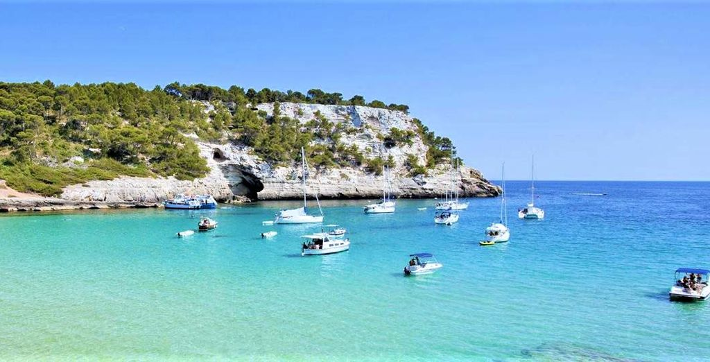 Great deals to Balearic Islands : Menorca