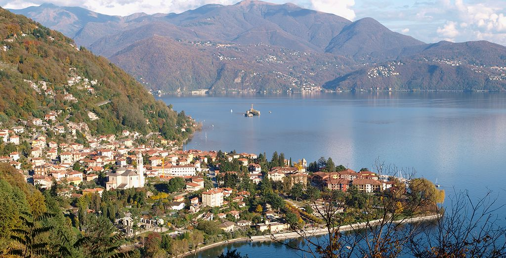Discover the beauty of Lake Maggiore