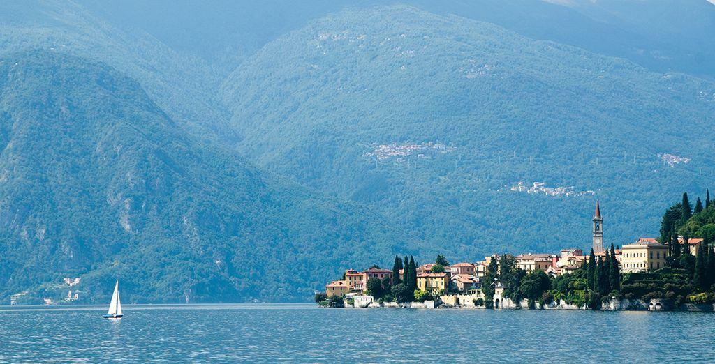 And Lake Como!