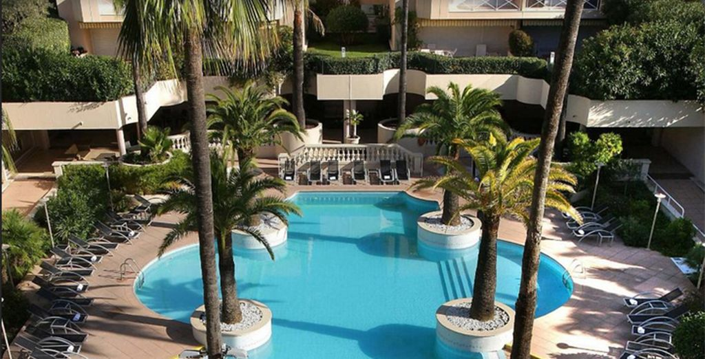 Our offer includes a 3 night stay at the AC Hotel Ambassador