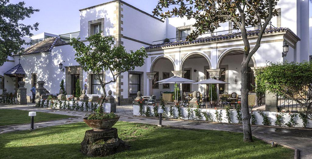 Duques de Medinaceli Hotel 5*