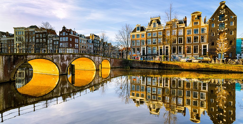 In charming Amsterdam - Mövenpick Hotel Amsterdam City Centre 4* Amsterdam