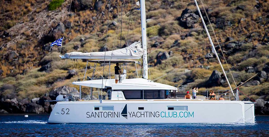 Why not opt to include a superb yacht tour?