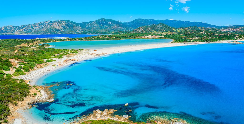 Succumb to the charm of Sardinia