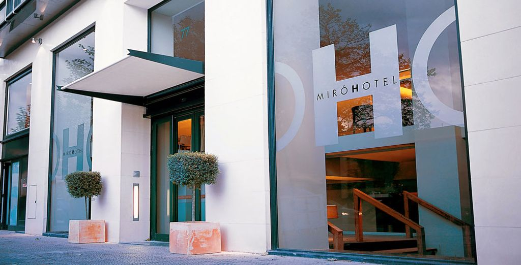 Welcome to the Miro Hotel!