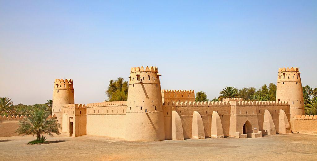 Fujairah has some quintessential UAE sights