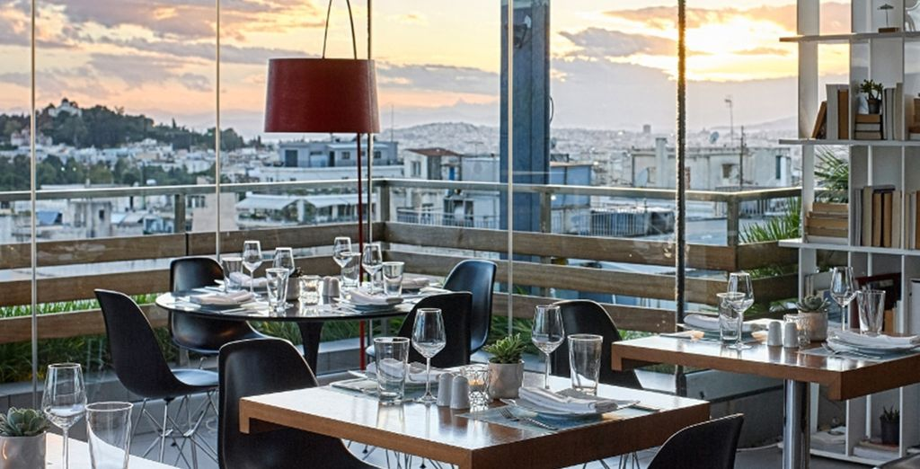So you can be assured of great facilities and relaxation after your adventures (pictured: Fresh Hotel, Athens)