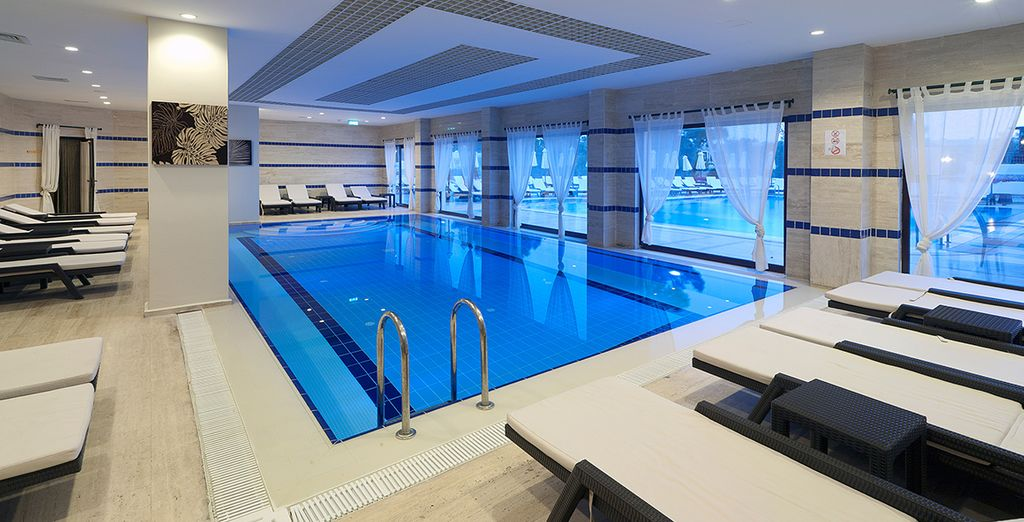 Relax with exceptional facilities