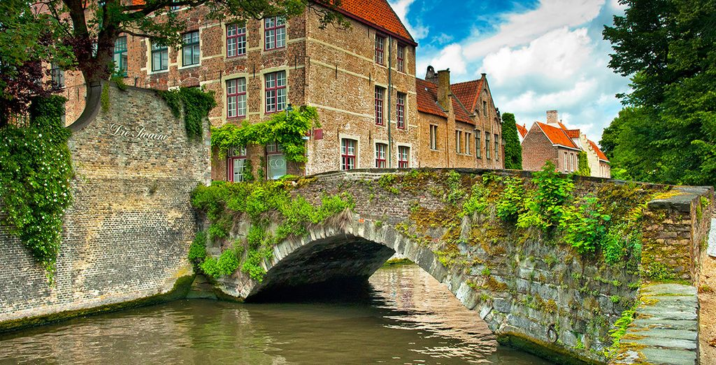 And its charming canals