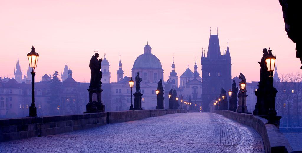 In historic Prague - K+K Hotel Central 4* Prague