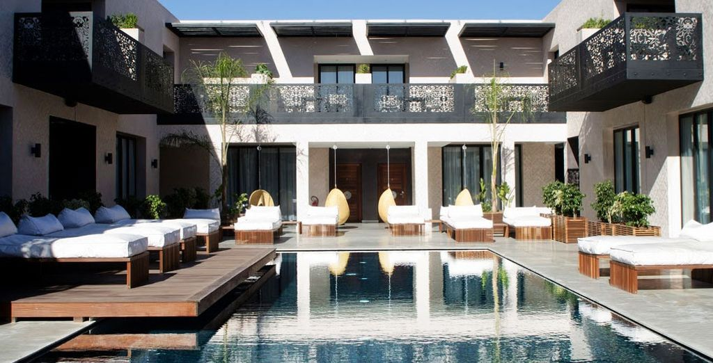 Cesar Resort & Spa 5* - Cesar Resort & Spa 5* Marrakech
