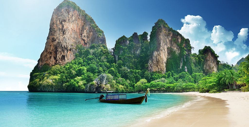 All to be enjoyed in the stunning location of Phuket