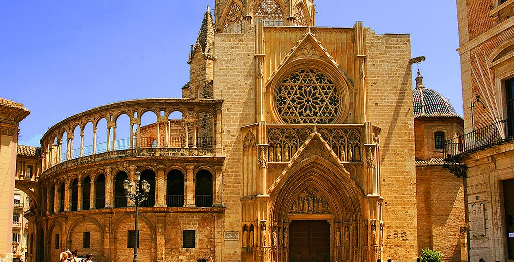 In beautiful Valencia - The Westin Valencia 5* Valencia