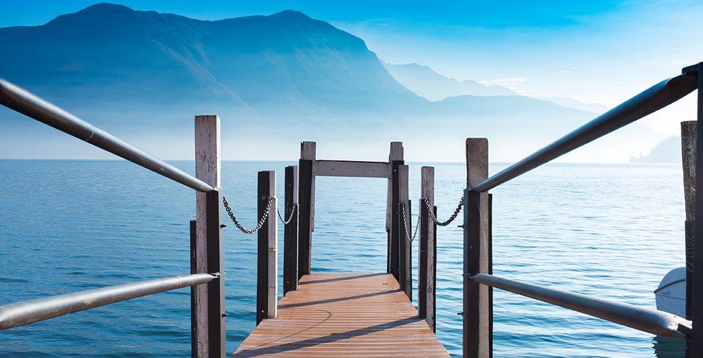 This amazing region is glorious in any season - Swiss Diamond Hotel 5* Lugano