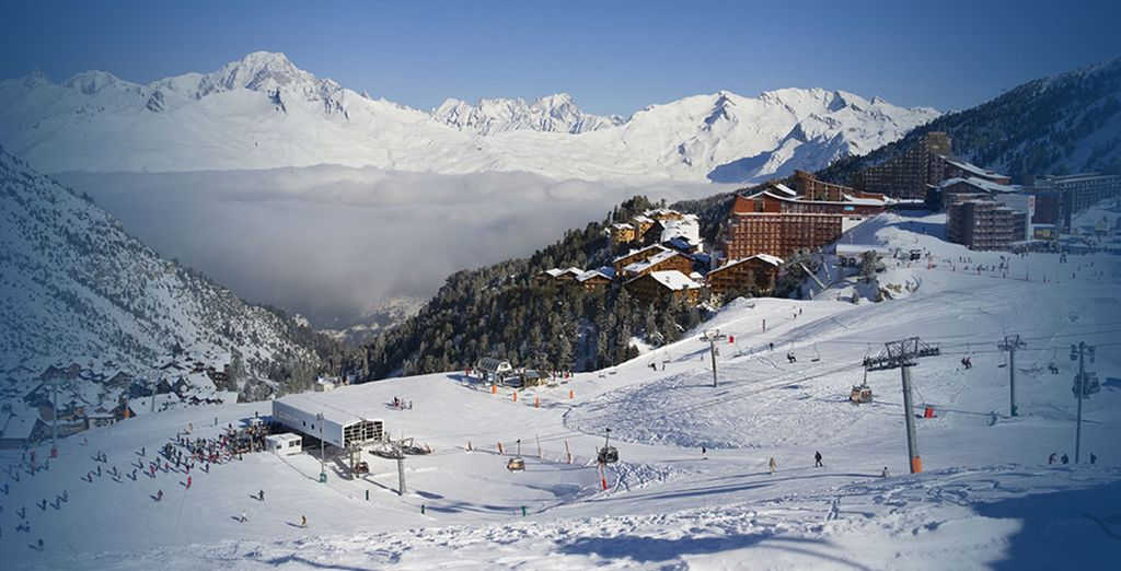 Hotel Taj-I-Mah 5* - best ski holidays in january