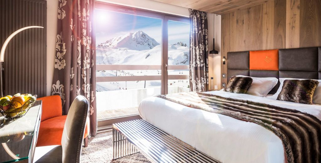 Hotel Taj-I-Mah 5* - ski in january