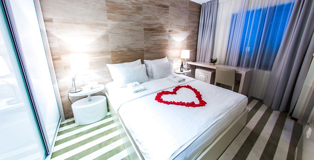 Stay in a Double Room