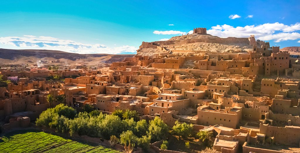 Discover the varied landscapes of Marrakech with Voyage Privé