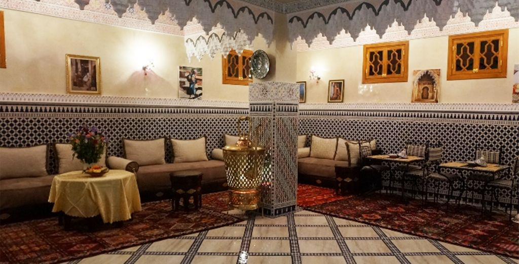 Riad Zaid - traditional hotel in Morocco