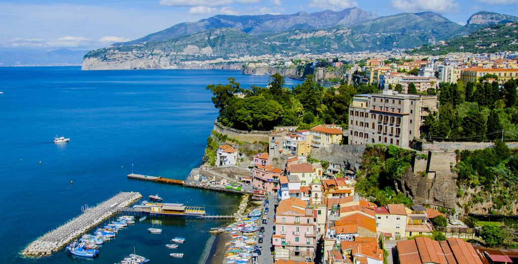Discover the beauty of Sorrento